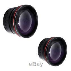 Appareil Photo Canon Eos Rebel T6 Reflex Numérique + Ef-s 18-55mm Is II Objectif Kit + 16 Go Bundle