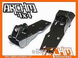 Archm4x4 Boîtes De Dépôt 3 4 5 Pouces Suspension Lift Kit Pour Nissan Patrol Gq Gu