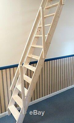 Arundel Espace En Bois Escalier Saver Kit (loft Escalier / Échelle)