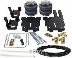 Assistance Au Remorquage Sur Charge, Kit Sans Niveau De Perçage, Suspension Pour Coussin Gonflable Chevy 1500 2007-2018
