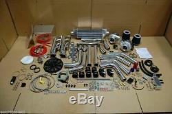 Bbc Twin Turbo Kit Big Block 572 502 454 427 396 Biggest Setup Muscle Car Race