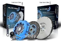 Blusteele Heavy Duty Clutch Kit Commodore Vt VX Vy Vz Ls1 V8 Flywheel & Slave
