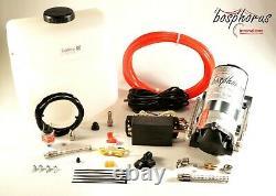 Bosphore Innovations Eau Alcool Meth Méthanol Injection Kit Étape 1 Turbo