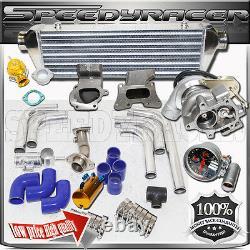 Boulon De Kit Turbo Sur Fit 2006 -2011 Honda CIVIC R18 DX Ex Tb25 300hp