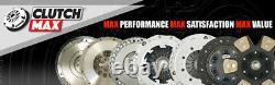 CM Stage 3 Cuisine Raciale + Chromoly Flywheel Acura Rsx Honda Civique Si K20 K24