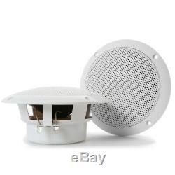Cafe Restaurant Boutique Bluetooth Amplificateur Haut Parleur Plafond Système Kit Choix 2,4,8