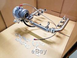 Camaro Firebird De 3800 T4 Hot Pièces Turbocompresseur Turbo Kit 750hp 93-02-corps F De