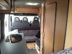 Camper Intérieur Meubles Kit 4 Couchette (universal) Combinaison Ducato, Relais De Transit