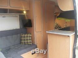 Camper Van Furniture Kit De Conversion 5 Costume Berth (universel) Relais, Boxer, Ducato