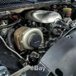 Chevrolet Gm Ls Turbo T4 Kit Échappement Hotparts Vortec V8 4,8 5,3 6,0 Lsx Collecteurs