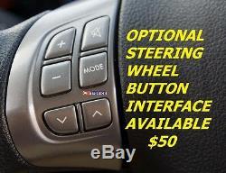 Chrysler Dodge Jeep Power Acoustik Bluetooth Usb Aux Car Radio Stéréo Emb