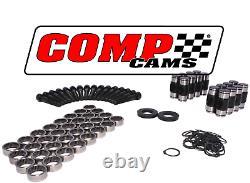 Comp Cams 13702-kit Rocker Arms Trunion Kit Pour Chevrolet Ls 4,8 5,3 5,7 6,0 6,2