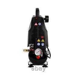 Compresseur D'air 6 Litres Et Kit D'outils 5.7 Cfm, 1,5 Hp, 6l, 115psi
