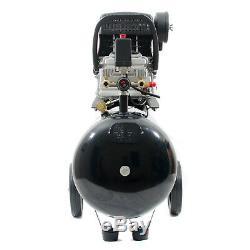 Compresseur D'air Et Kit D'outils De 50 Litres, 9,6 Pcm, 2,5 Hp, 50 Litres
