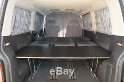 Conseil Multiflex + Surmatelas Pour Vw T5 / T6 Caravelle / Multivan. Kit Ultime