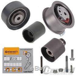 Contitech Zahnriemensatz + Wasserpumpe Audi A3 A4 A5 A6 Vw Golf 6 Crafter 2.0tdi