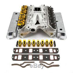 Convient Ford Sb 289 302 Hyd Rouleau 190cc Culasse Top End Kit Combo Engine