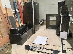 Crafter Sprinter Camper Conversions Dji Conversions Qualité Kits De Meubles