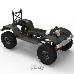 Cross Rc Czrfr4a Fr-4a 1/10 Démon 4x4 Crawler Kit-lexan Suv Body Basic