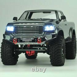 Cross Rc Czrvr4c Vr4c 1/10 Demon 4x4 Crawler Kit Lexan Body Full Metal Rims Cnc