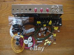 Deluxe Tweed Deluxe 5e3 Guitar Amp Tube 5e3 Châssis Kit Diy Samwha, Mallory