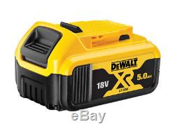 Dewalt Dckffx10ap4 Kit T-stak Li-ion 10 X 5.0ah Xr 18v