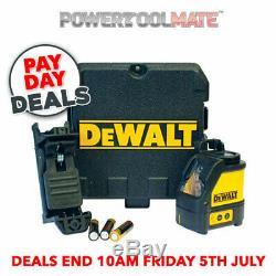 Dewalt Dw088k Kit De Laser Pour Lignes Croisées Autonivelant Dw088 Genuine Uk Stock