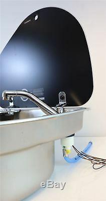 Dometic Smev 8821 L / H Sink Cereales Combi Kit Tap Gaz Reg Camper Van Modèle Inc