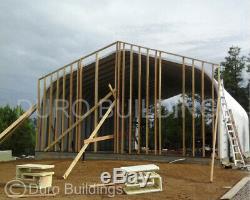 Durospan Acier 25x28x13 Construction Métallique Pignons Toit Kit Extrémités Ouvertes Direct Usine