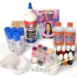 Enfants Bricolage Slime Kit Faire Uk-elmers Slime Kit & Elmers Activateur Liquide Magique