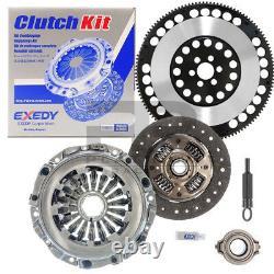 Exedy Clutch Pro-kit + Platinum Flywheel S'adapte 02-05 Subaru Impreza Wrx Ej20 2.0l
