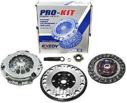 Exedy Clutch Pro-kit + Platinum Racing Flywheel S'adapte Acura Rsx Type-s CIVIC K20
