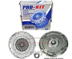 Exedy Modular Clutch & Flywheel Kit S'adapte 03-05 Dodge Neon Srt-4 4 Cylindres 2.4l