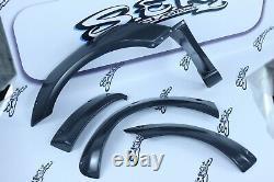 Fender Flares Set Large Body Kit + Panneaux Cutouts S'adapte À Subaru Impreza 00-07
