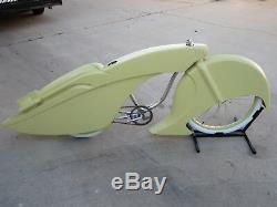 Fibre De Verre Sur Mesure 26 Kit Carrosserie Vélo Lowrider Taille Adulte Cruiser Paperboy