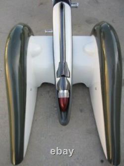 Fibre De Verre Sur Mesure 26 Kit De Corps De Vélo Trikerider Cruiser Metermaid