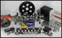 Ford 347 Stroker Assembly Scat Crank & Rods Wiseco 030 Flat Top Ford Assembly