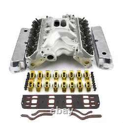 Ford 351w Windsor Hyd Ft 210cc Cylinder Head Top End Engine Combo Kit