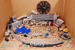Ford Mustang 700hp Twin Turbo Kit Gl Glx Gt V8 302 2d 5,0 5l Fox Tt Fastback