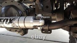Fox 2.0 Double Amortisseur De Direction Kit Pour 2013-2020 Dodge Ram 2500 Hd / 3500 Hd