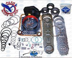 Gm 4l60e Transmission Powerpack Rebuild Kit 1997-2003 Etape 5 Avec 3-4 Powerpack