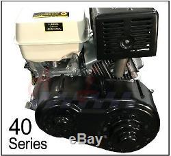 Go Kart Convertisseur De Couple Kit D'embrayage 40 Série Poulie Pilote Driven 8 To16hp