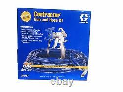 Graco Rac X Entrepreneur De Haute Qualité Airless Pistolet 288487 Gun Kit Tuyau Fouet