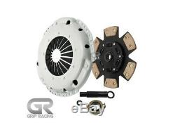 Grip Étape 3 Kit D'embrayage Pour 2000-2004 Audi S4 2.7l Dohc 6cyl Bi-turbo (a6 Correspond)
