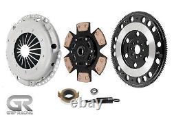 Grip Stage 3 Clutch Kit+race Flywheel Fits Supra Soarer 1jzgte 2jzgte R154 Swap