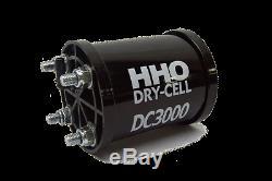 Hho Kit D'hydrogène Dc3000 Pour Les Moteurs 2,4-4,8 Litre. Voitures, Camionnettes, Bateaux. Soutien Au Royaume-uni