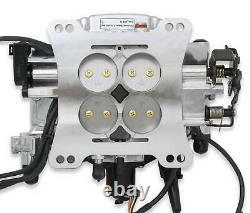 Holley Sniper Efi 550-510 Kit Pour Le Corps Des Gazoles Auto-tunisées À L'usine