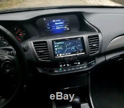 Honda Accord 2013-2017 (9 Gen) Stereo Kit D'installation