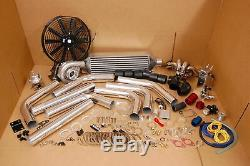 Honda CIVIC Si Kseries Kseries Chargeur Turbo Package 485hp Kit K20 Fa5 / Fg2