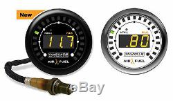 Innover 3918-l Plus Mtx O2 Wideband Afr Air Gauge Ratio Carburant Kit & Bosch Lsu4.9